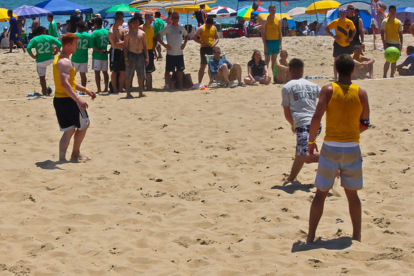 North American Sand Soccer 2012