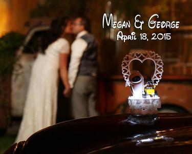 Megan & George