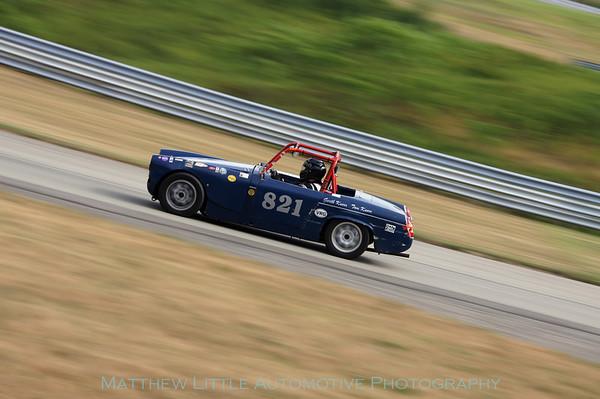 Historic Races at PIRC Sunday 7.15.2012