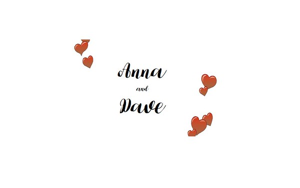 Anna and Dave