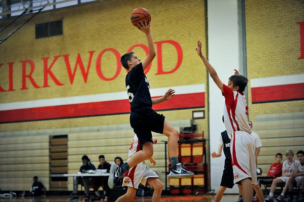 Junior Mustang Basketball