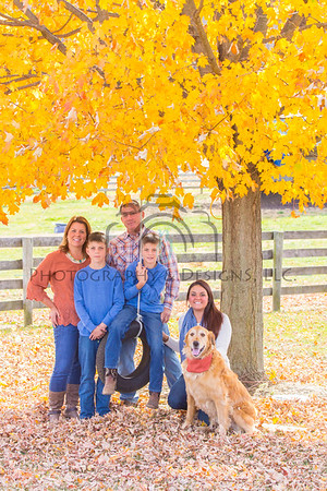 The Doody Family | Fall Session