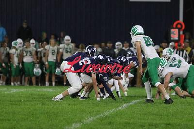 Football vs Maple River 9-10-21