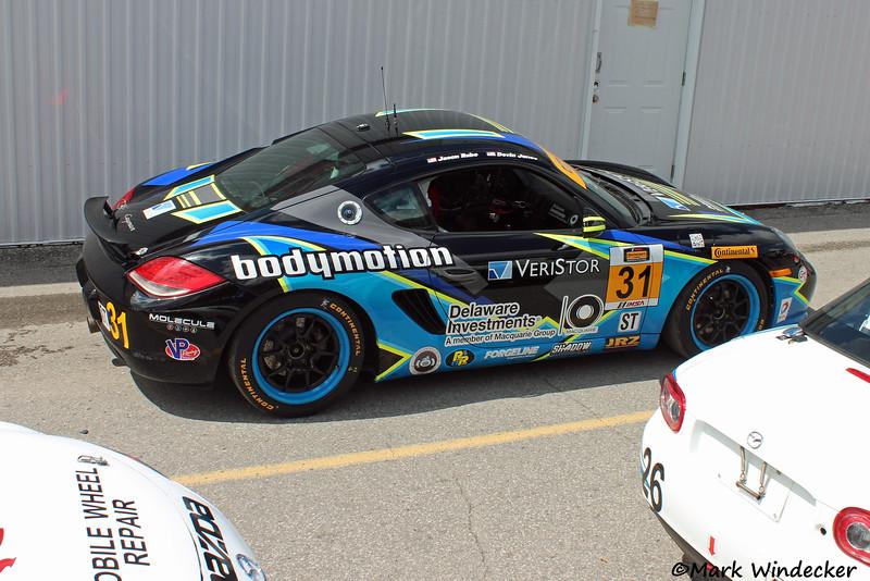 ST-Bodymotion Racing