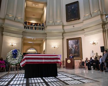 7.29.2020 Ceremony for Congressman John Lewis