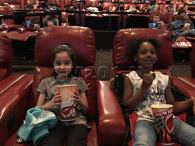 All School Field Trip to the Movies