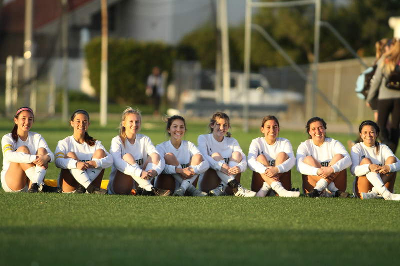 Edison Chargers Girls Soccer 2018