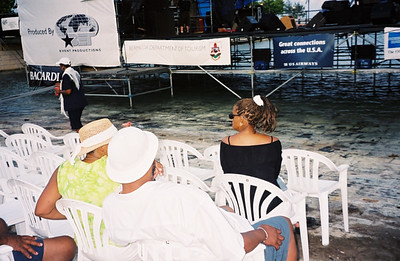 2005 - 2006 Bermuda Jazz Festival @ the Dockyard