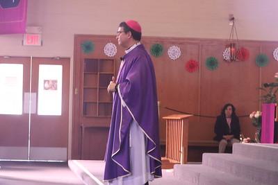 Fr Oscar Anniversary & Bishop Visit