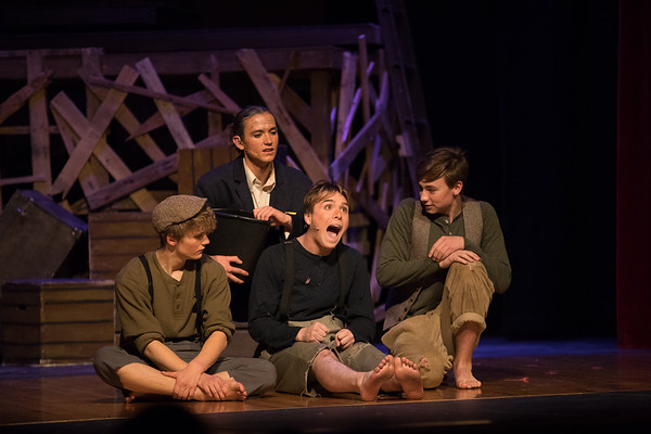 Arvada West Theatre Company - Peter and the Starcatcher