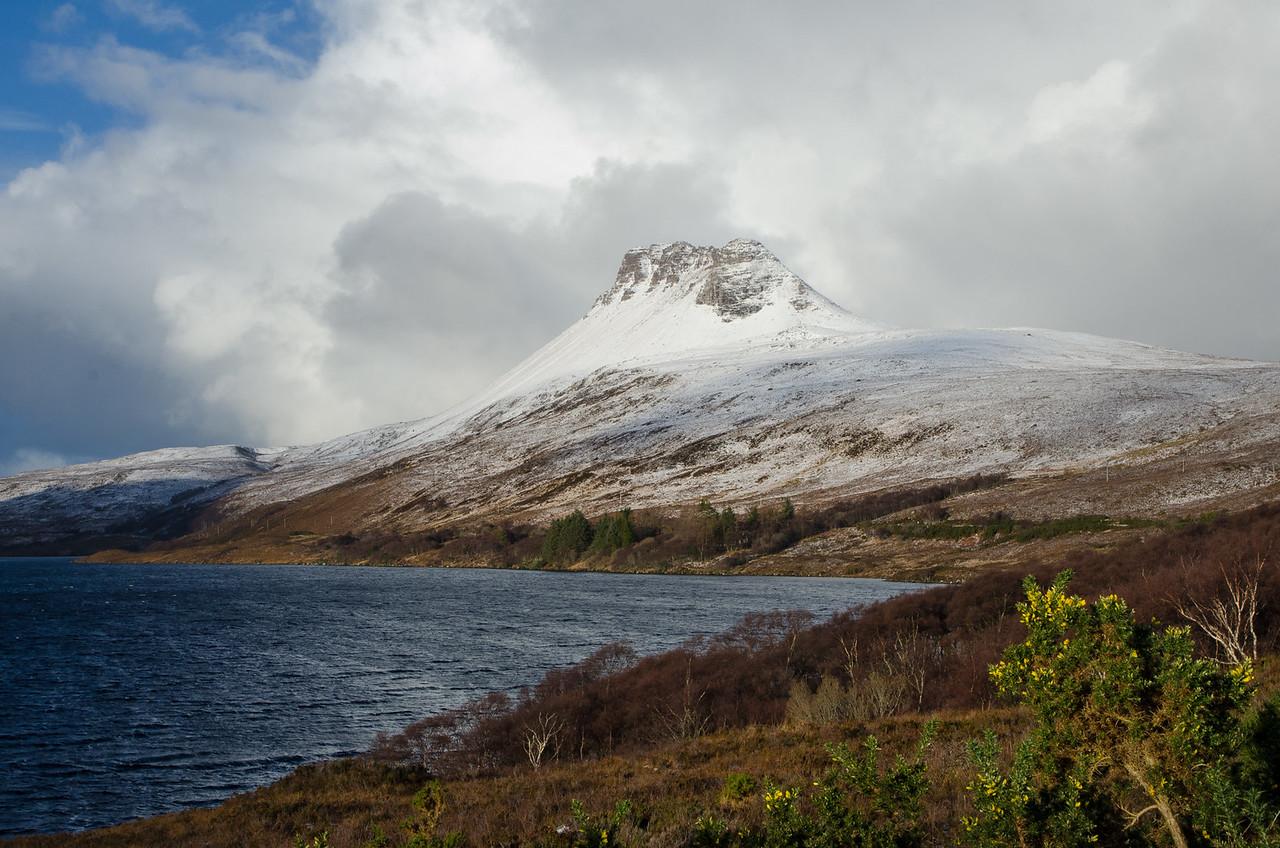 NC500 - Achiltibuie to Lochcarron - Stac Pollaidh