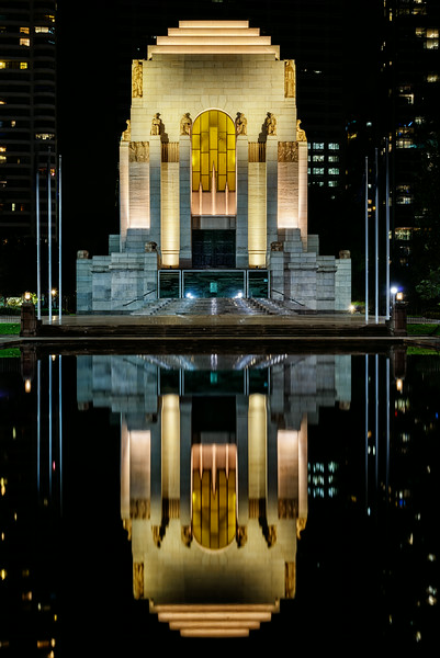 Reflect - ANZAC War Memorial