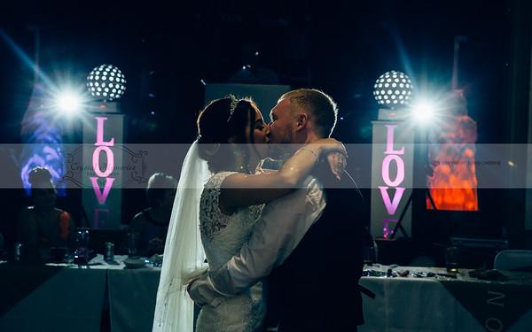 Jenna & Ryan wedding reception
