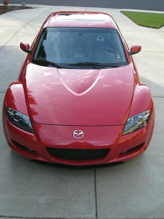 Joy's 2004 RX-8 GT