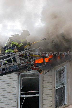 Beverly, MA - 3rd Alarm - 390 Cabot St - 12/26/07