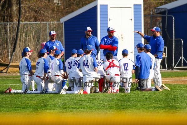 2019-5-9 WHS Baseball vs Merrimack