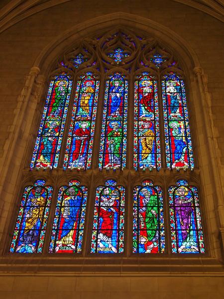 Duke Chapel.