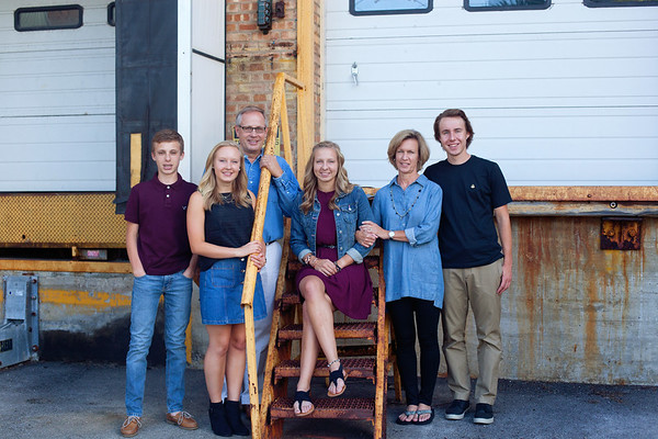 Stice Family 2016