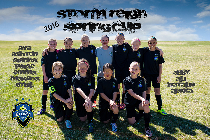 Storm Reign Spring Cup 2016