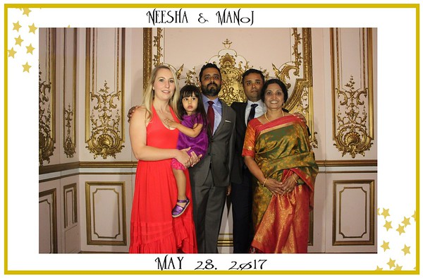Neesha & Manoj's Reception - 5.28.17 - Photo Strips VR