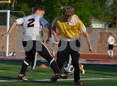 WDM Valley @ Fort Dodge Boys Soccer