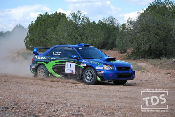 Prescott Rally 2011