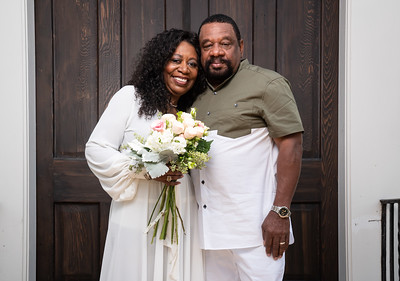 TaJuan & Ron Celebrate 32 years of Marriage