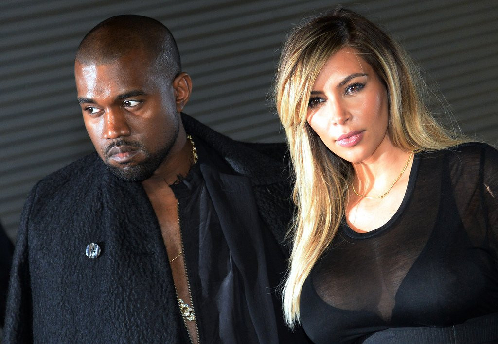 ". <p><b> Famed sex tape star Kim Kardashian and famed nude selfie star Kanye West made headlines over the weekend when, as expected, they got married while in � </b> <p> A. Florence, Italy <p> B. Versailles, France <p> C. Heat <p><b><a href=\' http://www.cnn.com/2014/05/24/showbiz/kim-kardashian-kanye-west-wedding/\' target=""_blank\"">LINK</a></b> <p>    (Pierre Andrieu/AFP/Getty Images)"