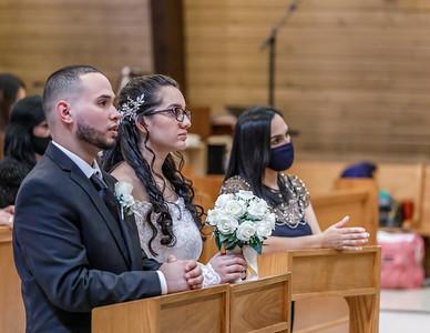 Juliana & Eduardo Exchange Marriage Vows