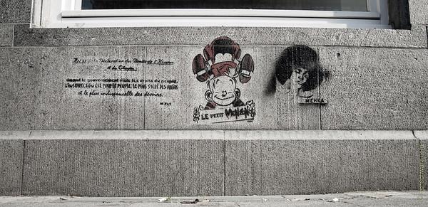 brussels: yet more stencils