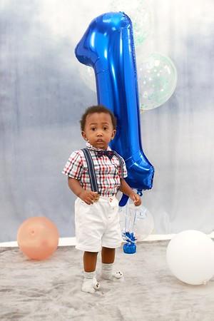 GRAISEN'S 1ST BIRTHDAY