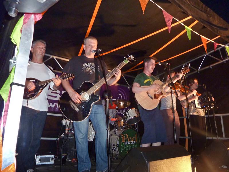 Caerleon Ats Festival Hanbury Arms 2013