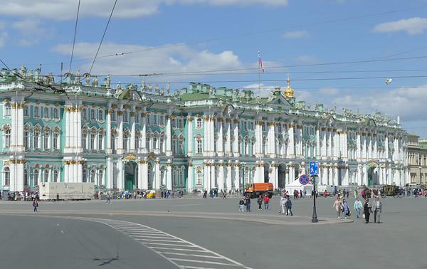 Hermitage - St Petersburg