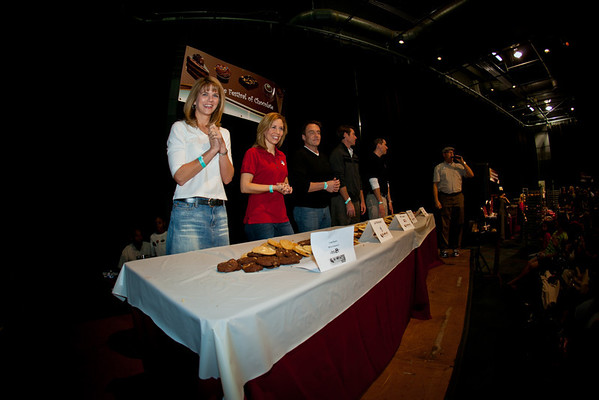 The Festival of Chocolate • Weather Man/Woman Competition