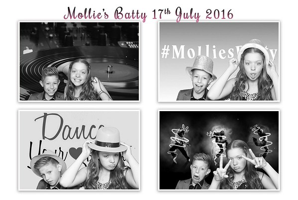 Mollie's Batmitzvah - 17July16