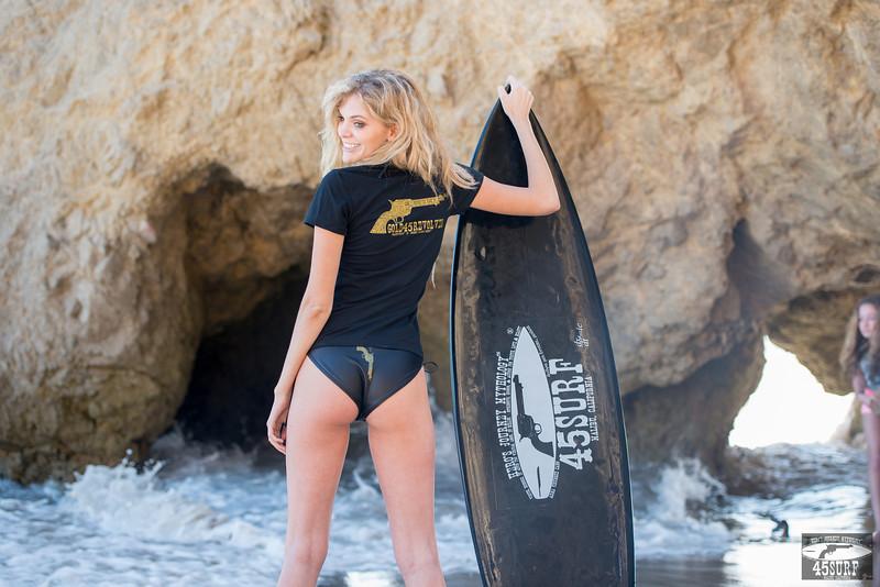 Nikon D800 E Photos of Pretty Blonde Swimsuit Bikini Model Goddess: Malibu Sea Cave on El Matador Beach!