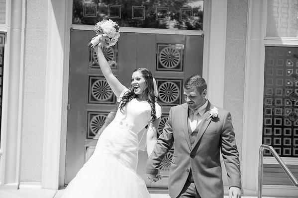 Kiefer and Megan Wedding