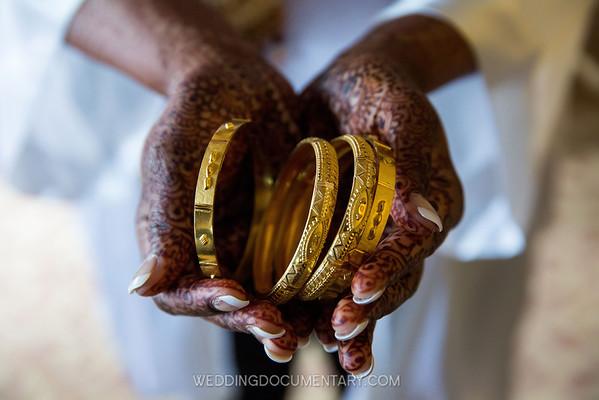 Sharanya + Munjal Wedding