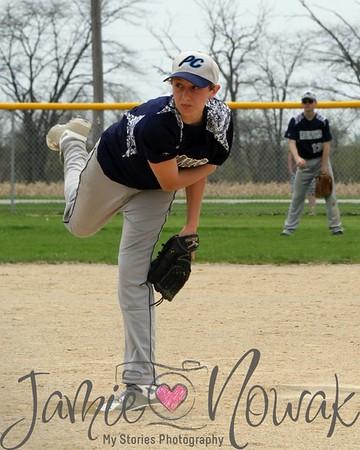 Carter 13-14 U Travel Baseball