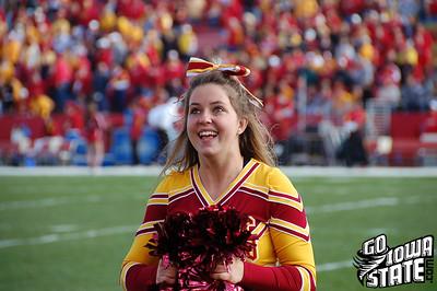 Iowa State vs Nebraska 2008