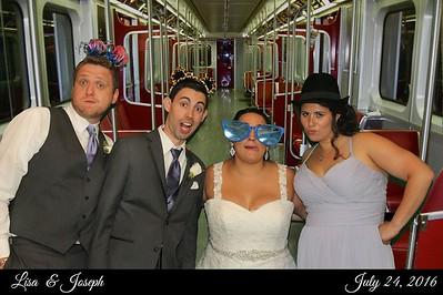 Lisa & Joseph Wedding