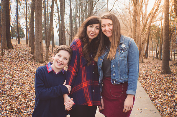 {Christmas Mini Session} McMillan Family