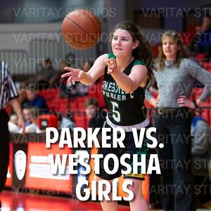 Parker vs. Westosha Girls