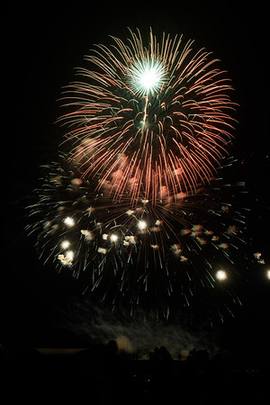 20160704 Albuquerque Fireworks
