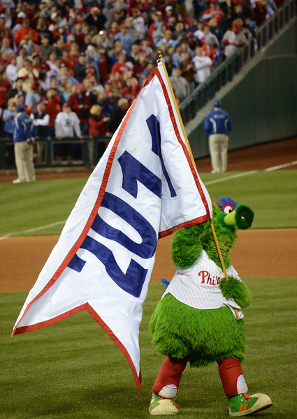 Philadelpha Phillies Win  Division Championship