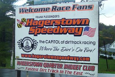 2007 Hagerstown Speedway Octoberfest 350 Pt. 1