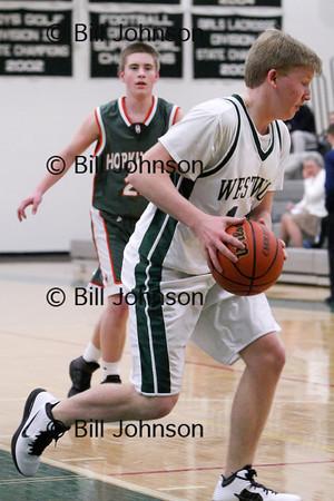B JV Basketball Hopkinton v Westwood 1_13_12