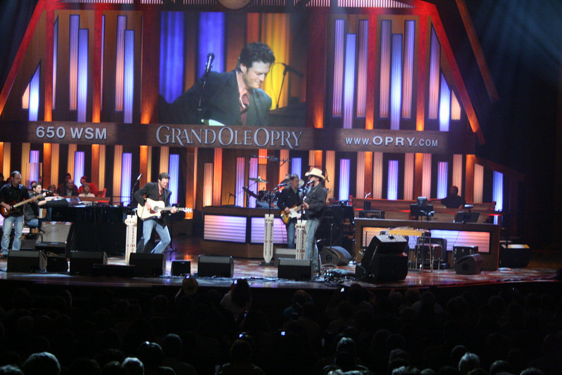 Grand Ole Opry, Nashville, Tennessee