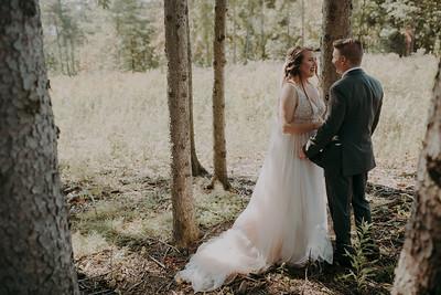 TAYLOR + BRYAN WEDDING