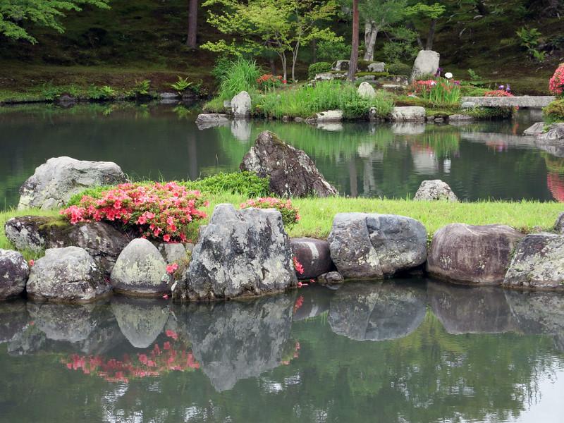 1943 Tenryu-ji Zen Temple, Kyoto.jpg